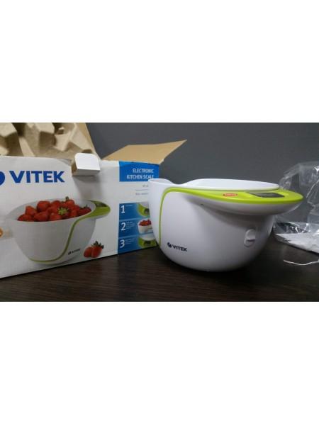 Кухонные весы 5 кг VITEK VT-2402