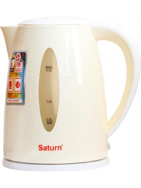 Электрочайник SATURN ST-EK8438 Cream