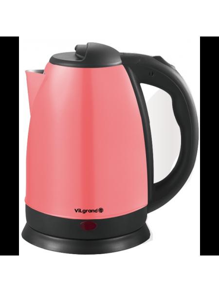Электрочайник ViLgrand VS1877_peach