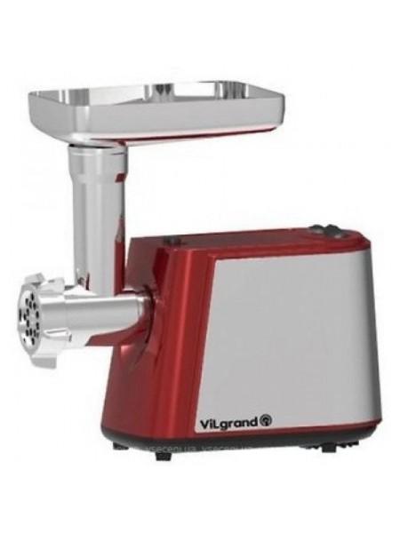 Электромясорубка ViLgrand V228-СSMG_red