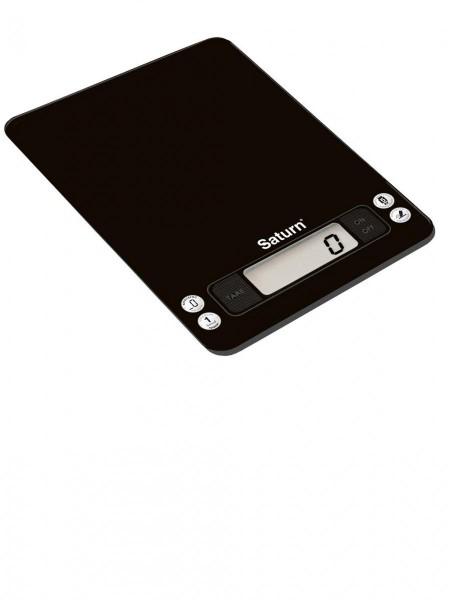 Весы кухонные SATURN ST-KS7235_Black