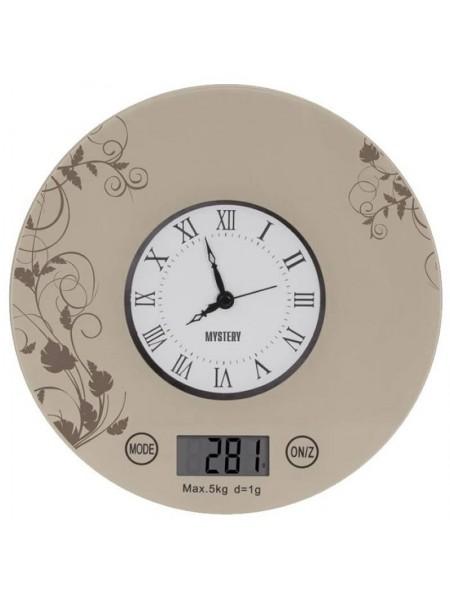 Весы кухонные MYSTERY MES-1818